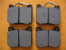 PEUGEOT 504 (71-88) NEW DISC BRAKE PADS - DB785